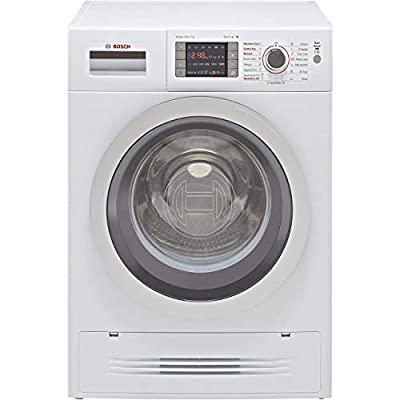 Bosch WVH28424GB Freestanding A Rated Washer Dryer in White