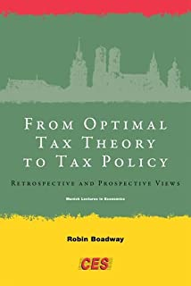 From Optimal Tax Theory to Tax Policy: Retrospective and Prospective Views