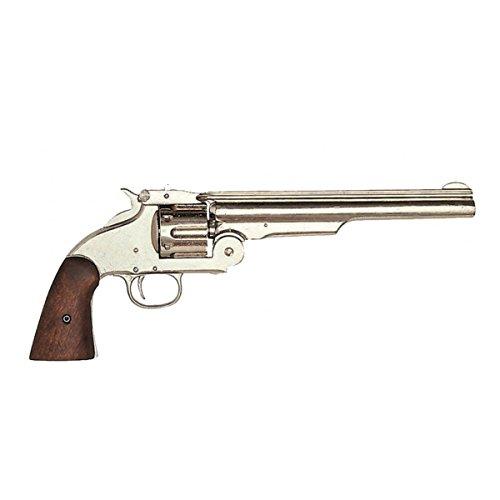Denix Replica Armee Revolver Smith & Wesson Modell 1869 Pistole