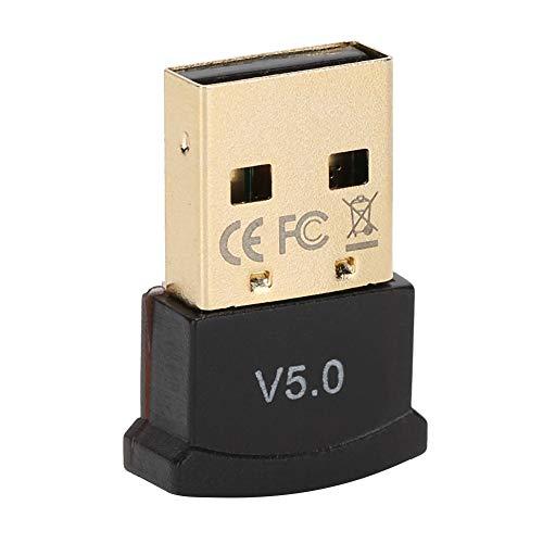 Feg Adaptador Bluetooth para Coche, Receptor inalámbrico emisor Receptor, Receptor Bluetooth, Compatible...