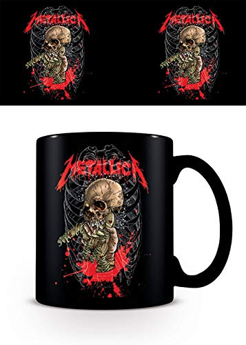 Metallica Kaffee-Tasse'', 11oz/315ml