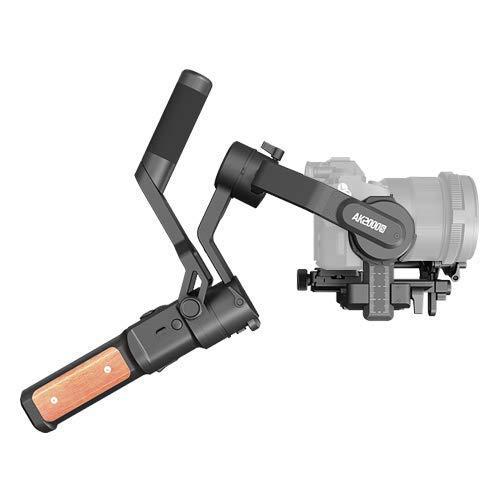 FeiyuTech AK2000S - Estabilizador para cámara réflex Digital sin Espejos, 3 Ejes,...