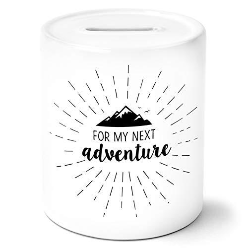 for My Next Adventure Spardose Geschenke Geschenkideen für Jungs und Mädchen zum...