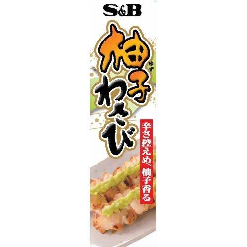 ヱスビー食品『柚子わさび』