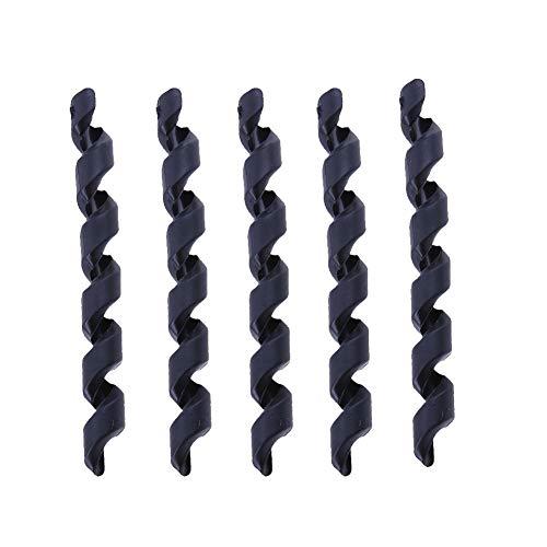 kaakaeu - 5 fundas protectoras para tuberías de freno de bicicleta, antifricción,...
