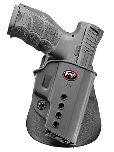 Fobus Concealed Carry Holster Pistol Pouch Fits Ruger SR45,Taurus Millenium PT111 G2,H&K VP9, USP Full Size, USP9 Expert, P8,Walther PPQ 9mm, PPQ M2 9mm & .40cal,Canik TP9 SA, TP9 V2, TP9 SF
