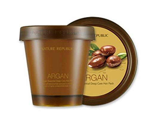 Nature Republic Argan Essential Deep Care Lot de 250 g