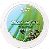 Tofutti Crema de Queso Vegano de Hierbas y Cebollin Cremoso Suave Untar 225g | Vegano|Sin Gluten|Sin Lactosa (Pack de 4)