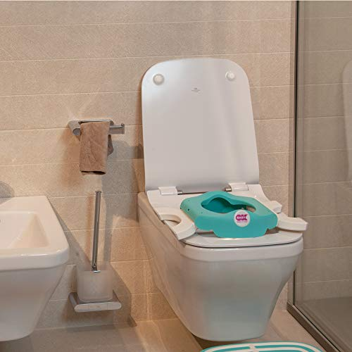 ExcelityMobile Portable Cute Kid Toilet Potty with 3 Face