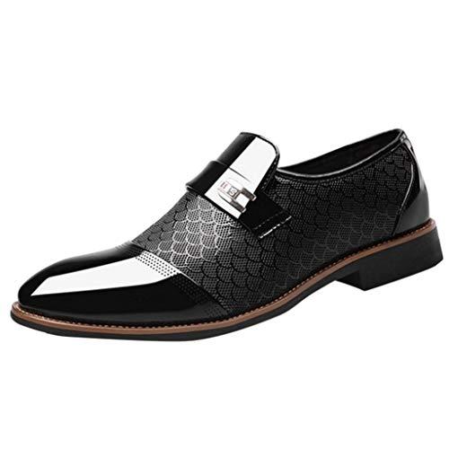 NIUQY Sonderverkauf Mode Luxus Mode Männer Business Leder Schuhe Casual Spitzschuh Männlichen Anzug Schuhe Die Freisetzung von Charme Charakteristisch Geschenk