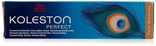 Wella Professionals Koleston 6/ dunkelblond pur, 1er Pack (1 x 60 ml)