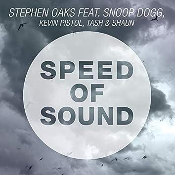 Speed of Sound (feat. Snoop Dogg, Kevin  Pistol, Tash & Shaun)