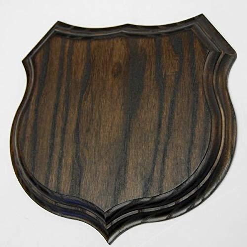 GTK - Geweihe & Trophäen KRUMHOLZ 1 Escudo Escudo Escudo Escudo Escudo Escudo Escudo Escudo jabalí Trofeo Placa pequeño AF 15 cm