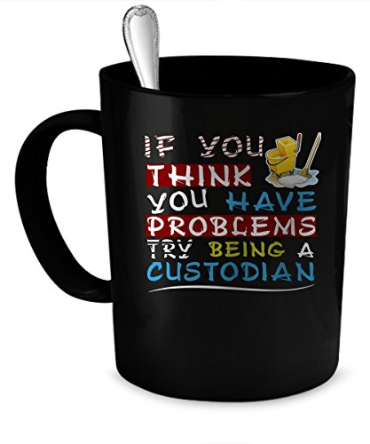 Custodian Coffee Mug