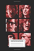 Notebook: Rocky Horror Reactions , Journal for Writing, Size 6