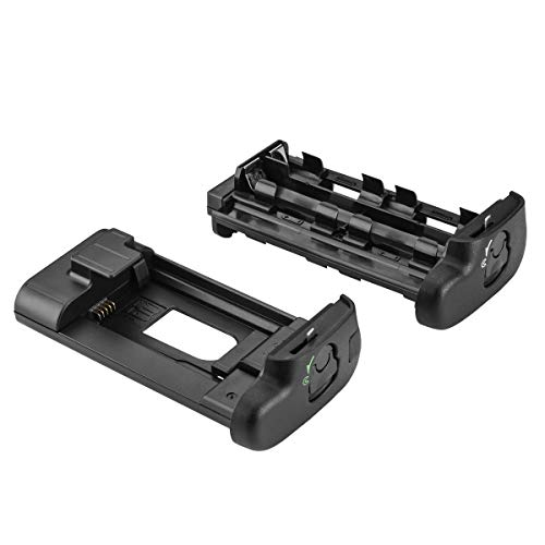 Green Extreme MB-D12 Replacement Battery Grip for Nikon D810, D810A, D800, and D800E