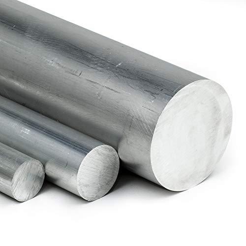 Aluminium HOCHFEST Rundstange AW-7075 Ø 18mm | L: 1000mm (100cm) auf Zuschnitt