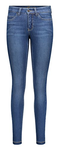MAC Damen Jeans Dream Skinny 5402 mid Blue Authentic wash D569 (40/28)