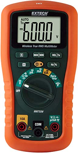 Extech MM750W Datalogging CAT IV TRMS Multímetro