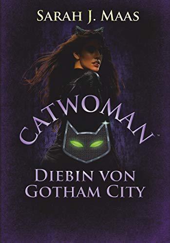 Catwoman - Diebin von Gotham City: Roman (DC Icons Superhelden-Serie 2)