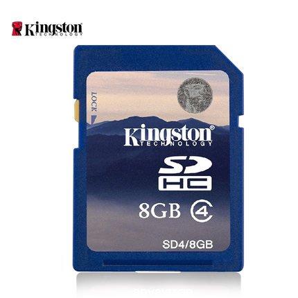 KTC Computer Technology Kingston 4gb SD 8GB 16GB 32GB sicura HC Memory Card digitale macchina fotografica camcorder classe di pianoforte tastiera telaio 4