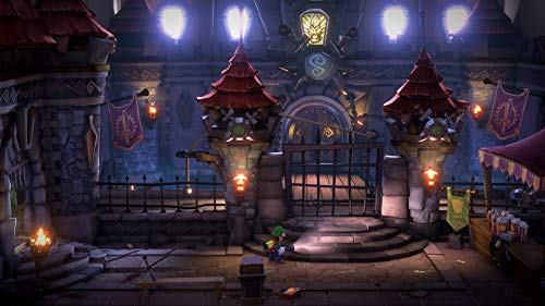 41xXB1L0 +L - Luigi's Mansion 3 - Nintendo Switch