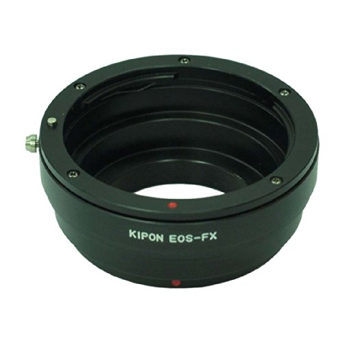 KIPON EOS-FX Mount Adapter for Canon EF lens to Fujifilm X-PRO1 X1 Pro X-E1