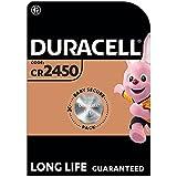 Duracell Pila especiales de botón de litio 2450 de 3...