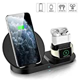 Best Wireless Chargers - Wireless Charger, QI-EU 3 in 1 Fast Charging Review