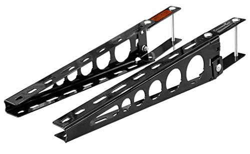 Mount-n-Lock GennyGo RevX RV Bumper-Mounted Cargo Box and Tray Supports (Steel)