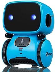 Contixo R1 Kids Robot Toy Boys Girls   R1 Kids Robot Toy Boys Girls Toddler Children Robotics -(Blue)