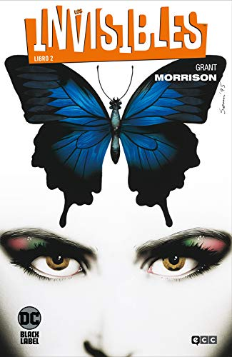 Los invisibles Vol. 02 De 5 (Biblioteca Grant Morrison) (Los Invisibles O.C. (Biblioteca Grant Morrison))