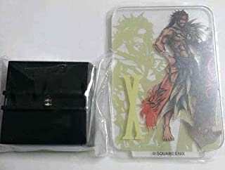 Final Fantasy Dissidia NT LED Flash Plate Jecht USJ 2018 Limited Game F/S