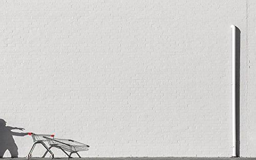Kunst für Alle Reproduction/Poster: Gloria Salgado Gispert Friday Afternoon Nothing in The Fridge - Affiche, Reproduction Artistique de Haute qualité, 90x55 cm