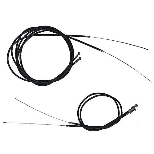 Cable de Freno de Bicicleta Kit 2Set Cable de Freno Delantero Cable...