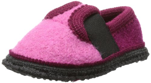 Beck Bobby 756, Unisex-Kinder Hausschuhe, Rosa (Pink), EU 35