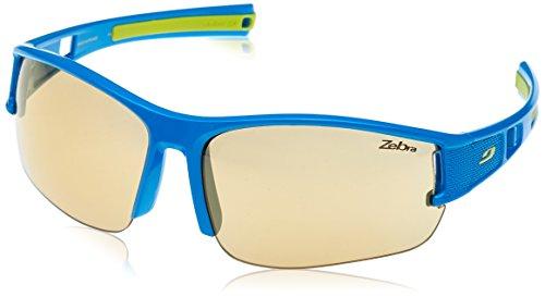 Julbo Eole Zebra Herren Sonnenbrille photochrome Blau Gelb