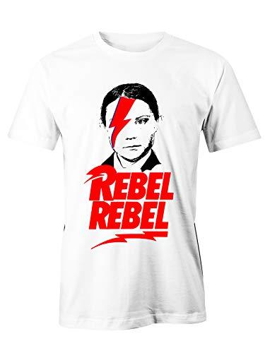 Tshirt Rebel - Parodia - Citazioni - ecologia e Ambiente