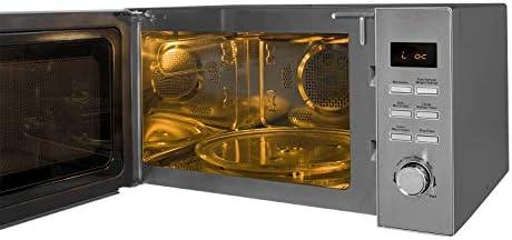 Beko MCF25210X Micro-ondes 1000 W, 25 litres, acier inoxydable