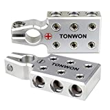 TONWON 6x1/0 AWG Blei-Säure Battery Terminal für Tapered Top Post