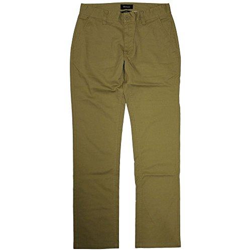 Brixton Toil II Chino Trousers Khaki