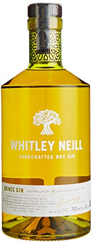 Gin Whitley Neill Quince 70 cl