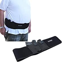 Ghost Concealment L Belly Band Holster for Concealed Carry   Fits up to a 54