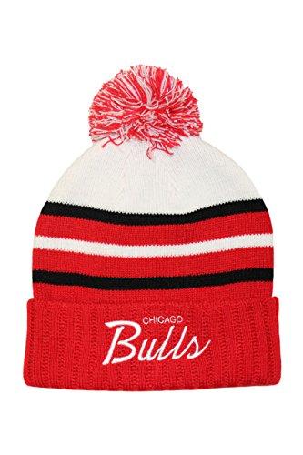 Mitchell & Ness Bonnet Chicago Bulls Colour Block