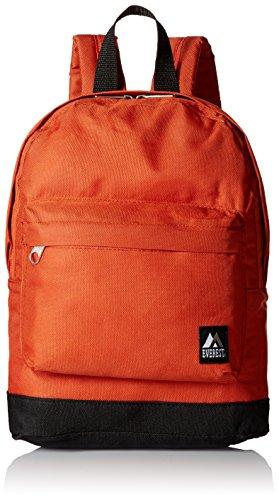 Everest Junior Backpack Rustic Orange One Size