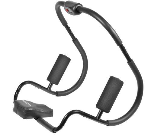 HUDORA Bauchmuskeltrainer Pro, schwarz, 65221
