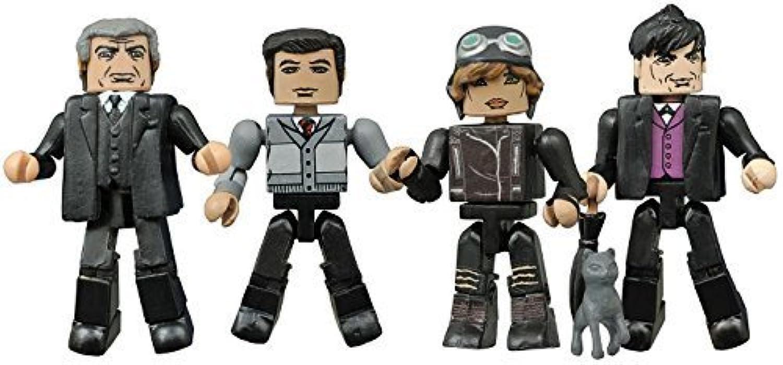 Diamond Select Toys Gotham  Series 2 Minimates Box Set by Diamond Select