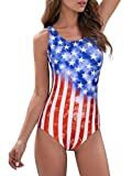Swimsuits for Womens Fourth of July Bathing Suits for Women USA...