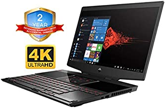 HP Omen X 2S - 15t Gaming and Entertainment Laptop (Intel i9-9880H 8-Core, 64GB RAM, 2TB PCIe SSD, 15.6