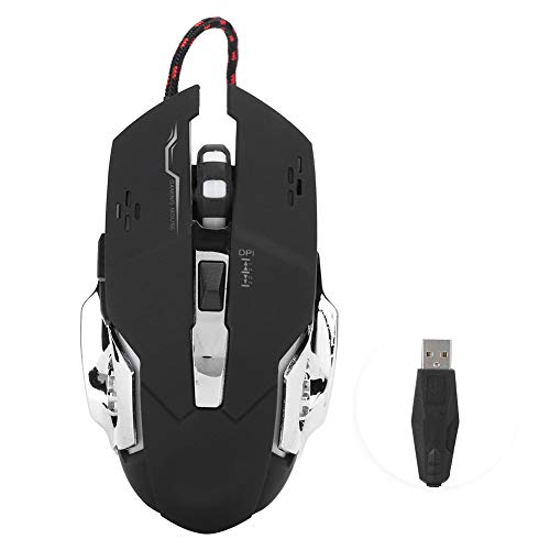 【𝐒𝐩𝐫𝐢𝐧𝐠 𝐒𝐚𝐥𝐞 𝐆𝐢𝐟𝐭】 Practical Gamer Mice, Game Mouse, PC for Laptop(Colorful Gaming Mouse G3)